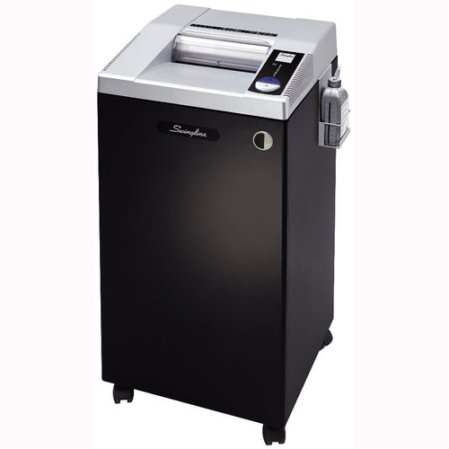 Swingline TAA Compliant CHS10-30 High-Security Commercial Shredder with Jam Stopper (10 Sheets / 20+ Users)