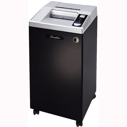 Swingline TAA Compliant CM15-30 Micro-Cut Commercial Shredder with Jam Stopper (15 Sheets / 20+ Users)