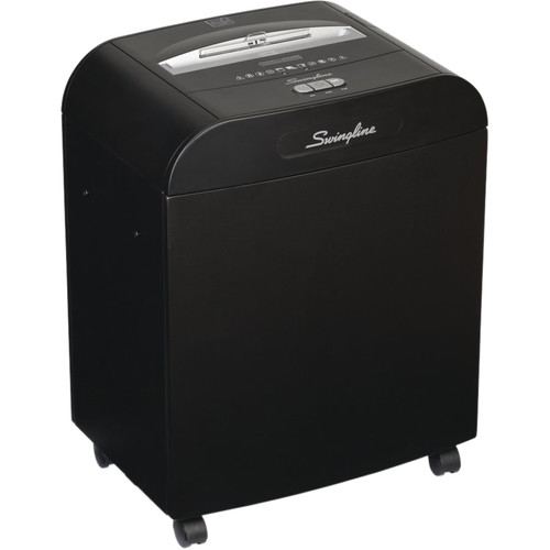 Swingline DS22-13 Strip-Cut Jam-Free Shredder (22 Sheets, 5-10 Users)
