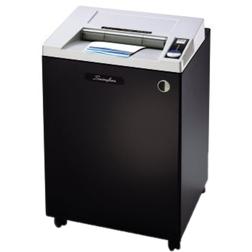 Swingline TAA Compliant CX30-55 Cross-Cut Commercial Shredder with Jam Stopper (30 Sheets / 20+ Users)