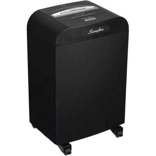 Swingline DS22-19 Strip-Cut Jam-Free Shredder (22 Sheets, 10-20 Users)