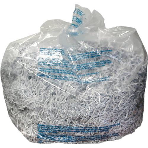 Swingline Plastic Shredder Bag for 300X, 300M & Departmental Shredders (13-19 gal, Box of 25)