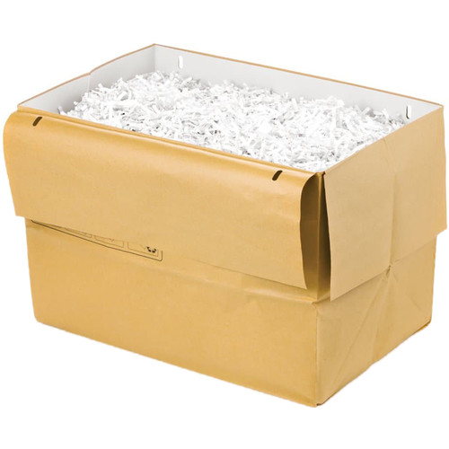 Swingline Recyclable Paper Shredder Bag for Departmental Shredders (13 gal, 5-Pack)