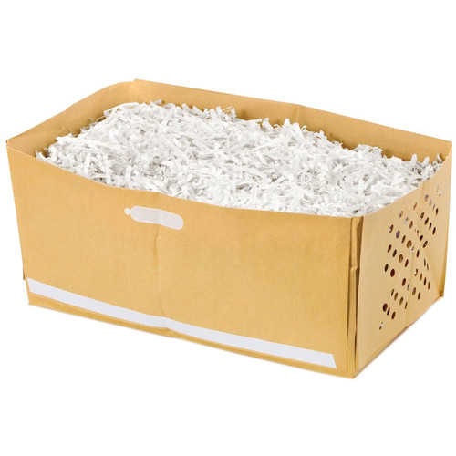 Swingline Recyclable Paper Shredder Bag for Stack-and-Shred 60X Hands-Free Shredders (4 gal, 5-Pack)