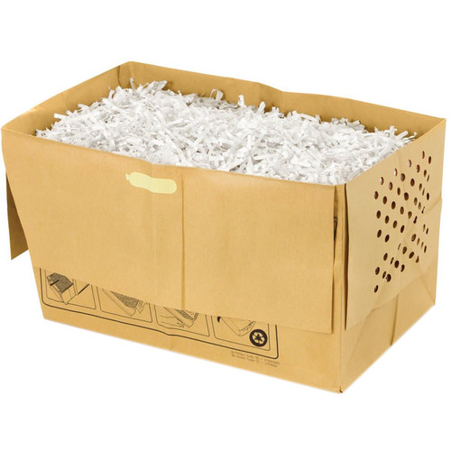 Swingline Recyclable Paper Shredder Bag for Stack-and-Shred 80X Hands-Free Shredders (5 gal, 5-Pack)