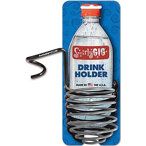 SwirlyGig SwirlyGig II Drink Holder (Silver)