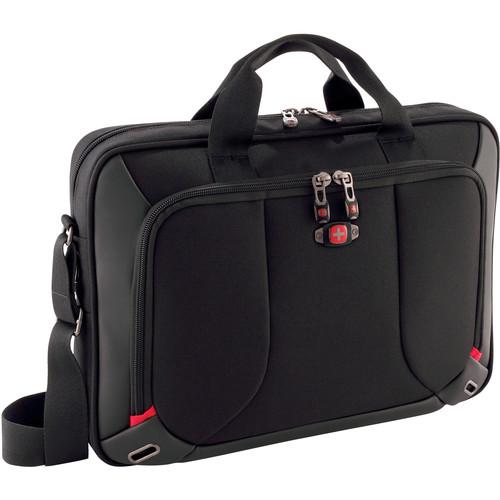 """Wenger Platform Slimcase for 16"""" Laptop & 10'' Tablet (Black)"""