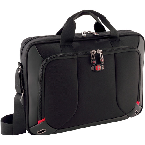 "SwissGear Platform Slimcase for 16"" Laptop (Black)"