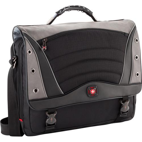 """SwissGear Saturn 17"""" Messenger Bag"""