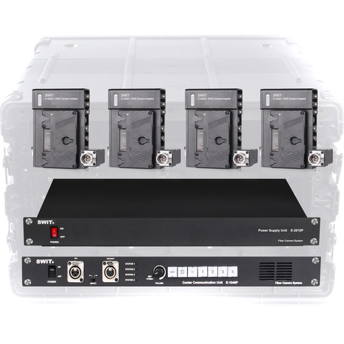 SWIT 4-Channel EFP Package Fiber Camera System