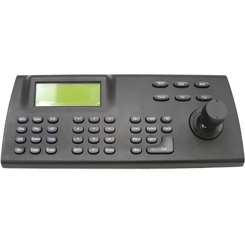 SWIT AV-3106 3D Joystick Keyboard Controller with LCD for 31 Avipas PTZ Cameras