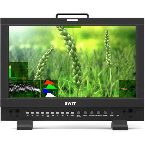"SWIT 17"" HDR 4K HDMI Quad Link 3G SDI Monitor"