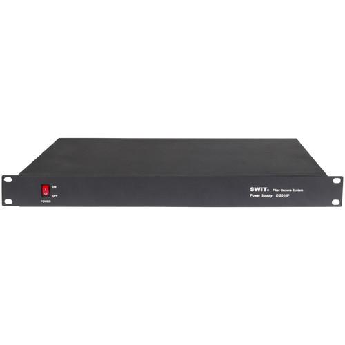 """SWIT 19"""" 1RU Power Station for E-1040P Fiber Camera System CCU"""