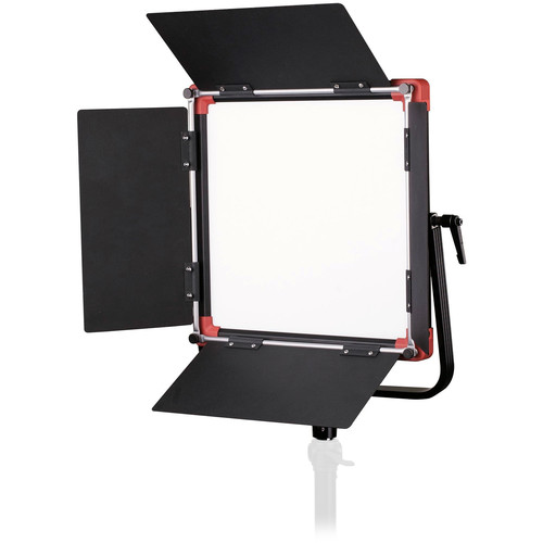 SWIT Swit 1'X1' Bi-Color Smd Panel Led Light With Gold Mount Battery Plate