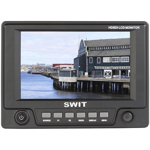 "SWIT S-1051H 5"" HD-SDI/HDMI Monitor"