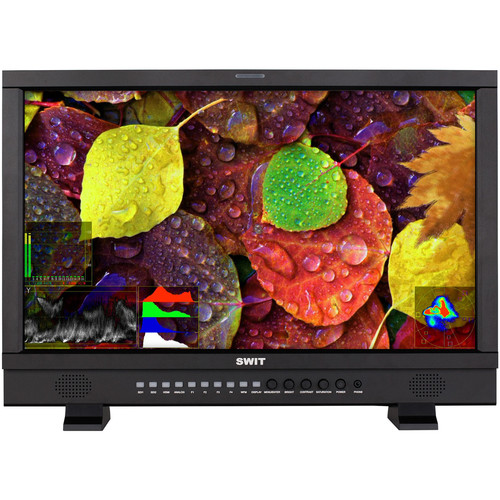 "SWIT S-1243F Waveform Studio LCD Monitor (23.8"", V-Mount)"