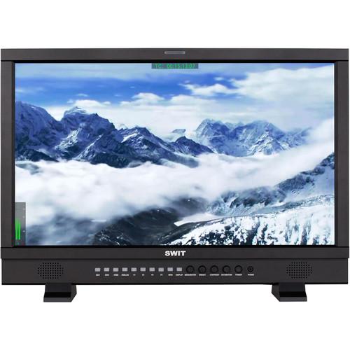 "SWIT 23.8"" Full HD 3GSDI and HDMI Studio LCD Monitor"