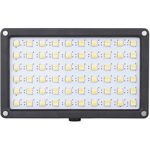 SWIT S-2240 Bi-Color SMD On-Camera LED Light with Sony NP-F970/770 Battery Plate