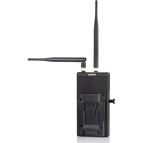 SWIT S-4904 SDI/HDMI Wireless Gold Mount/V-Mount Transmitter System