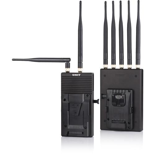 SWIT S-4904S 2000' Wireless Transmitter/Receiver Set (V-Lock)