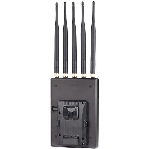 SWIT S-4914 SDI/HDMI Wireless Gold Mount/V-Mount Receiver System