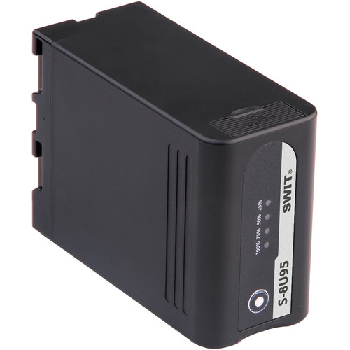 SWIT S-8U95 Camcorder Battery for BP-U Series (98Wh)