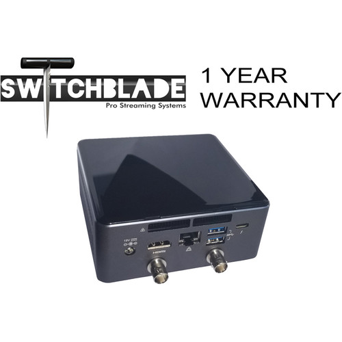 Switchblade Systems Additional 1-Year Warranty