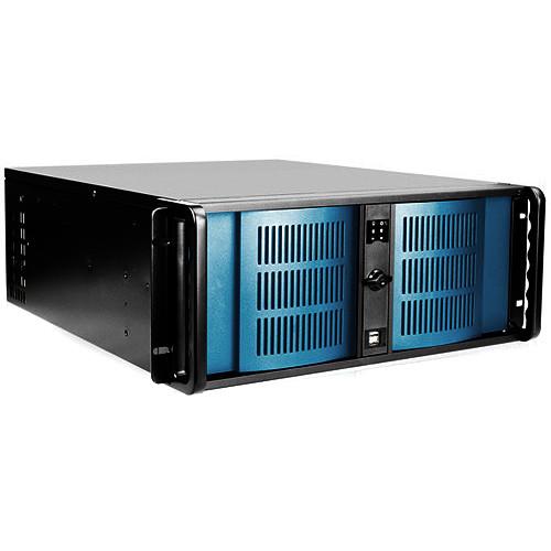 """Switchblade Systems 4U vMix HD,8 HDMI INs,I7-7820X 8Core 3.6GHz,32GB Ram,250GB SSD,GTX1070 8GB, 4-2.5""""SSD Bays,Win 10 Pr"""