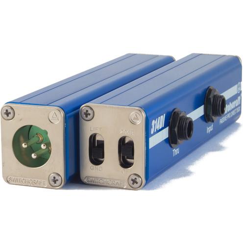 Switchcraft 314DI Audio Stix Compact Direct Box