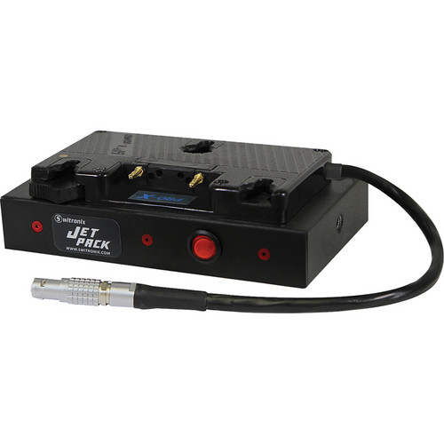 Switronix Jetpack and 3-Stud Battery Kit for RED Epic and Scarlet