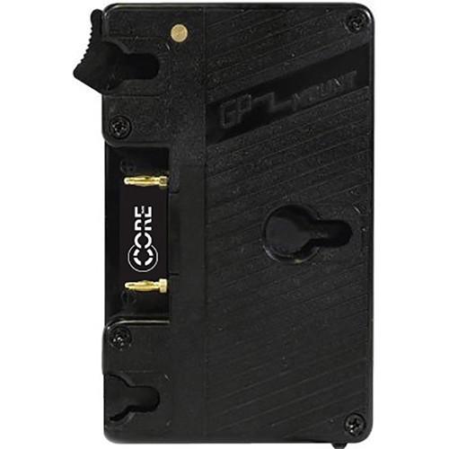 Core SWX XP-L90A Gold-Mount 2-Battery Kit for Blackmagic URSA