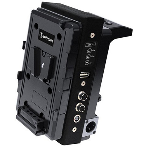 Core SWX JP-V-FS7 V-Mount JetPack for Sony FS7 Camera