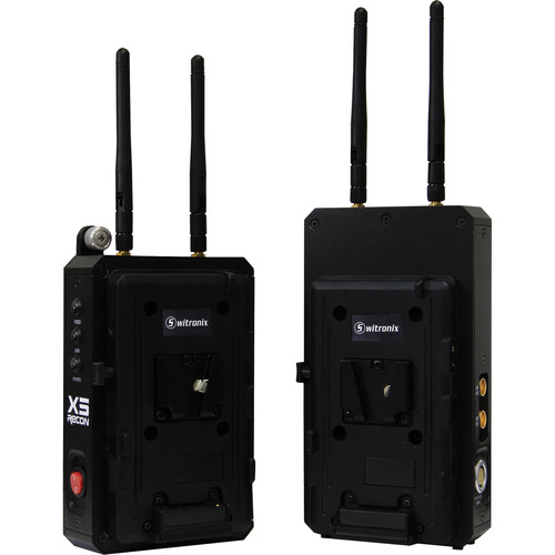 Core SWX Recon X5 HD-SDI Wireless TX/RX System with V-Mount