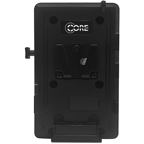 Core SWX VoltBridge V-Mount to V-Mount Adapter with 2 Powertaps for iOS/Android