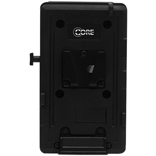 Core SWX V-Mount Kit for Sony FS7: V-Mount Adapter, Two 98Wh HyperCores, Two-Position Charger