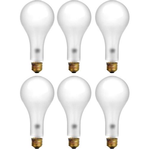 Sylvania / Osram ECA Lamp (250W/120V, 6 Pack)