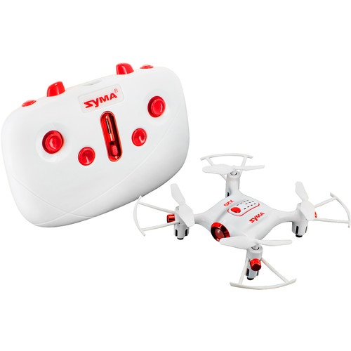 SYMA X20 Nano Quadcopter (White)