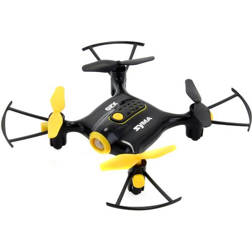 SYMA X20 Nano Quadcopter (Black/Yellow)