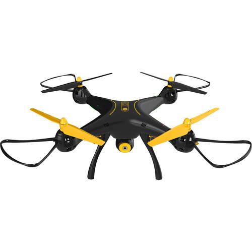 SYMA X8SW FPV Quadcopter (Black/Yellow)