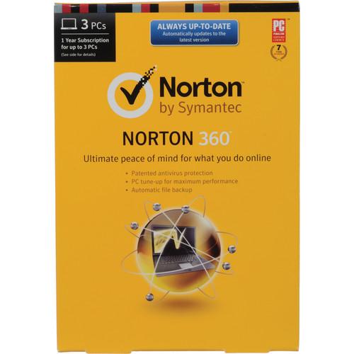 Symantec Norton 360 2014 (1-User, 3-PC, 1-Year)