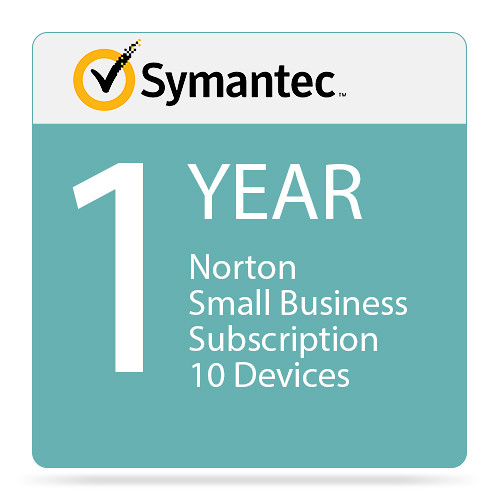 Symantec Norton Small Business (10-Device, 1-Year Subscription)