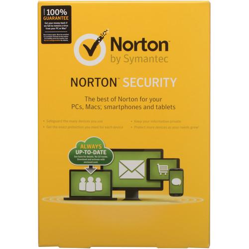 Symantec Norton Security 2015 Deluxe (5-Devices, 1-Year)