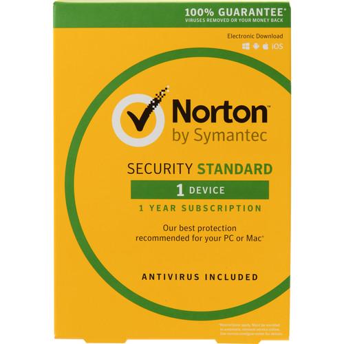 Symantec Norton Security Standard (1-Device / 1-Year / Download)