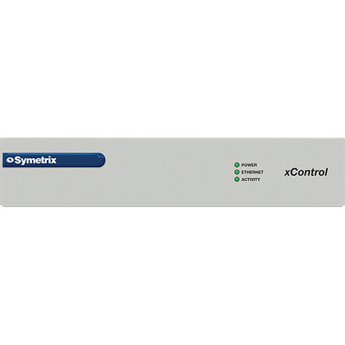 Symetrix xControl External Control Expander with PoE (230 VAC)