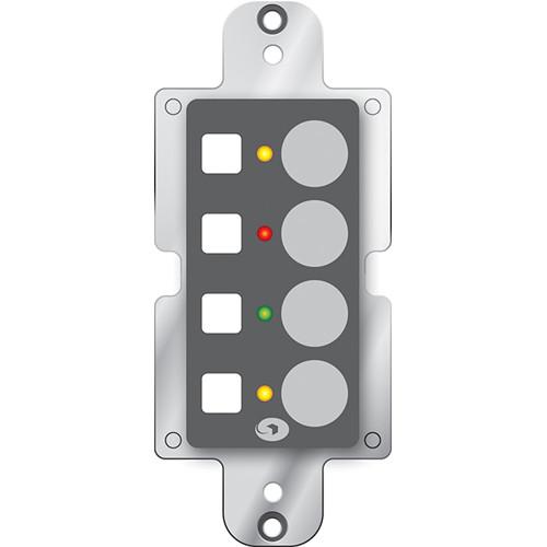 Symetrix ARC-EX4e User Interface
