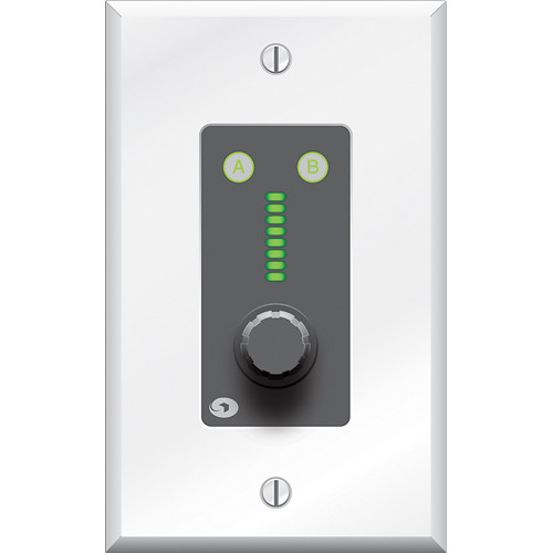 Symetrix ARC-K1e Modular Remote Control Wall Panel