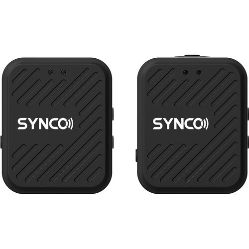 Synco WAir-G1-A1 Ultracompact Digital Wireless Microphone System for Mirrorless/DSLR Cameras (2.4 GHz)