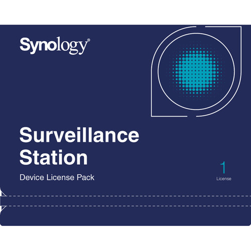 Synology 1-Camera License Key for Synology Surveillance Station