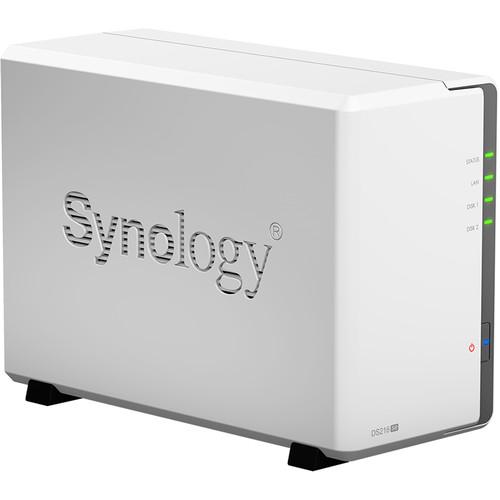 Synology DiskStation 12TB DS216se 2-Bay NAS Server Kit (2 x 6TB)