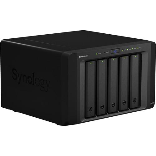 Synology DiskStation DS1515+ 15TB (5 x 3TB) 5-Bay NAS Server Kit